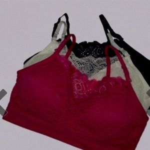 coobie Intimates & Sleepwear - HP #12 🎉🎉🎉⭐️ TWO Brand new Coobie bralettes